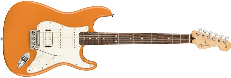 Fender Player Series Strat HSS Capri
