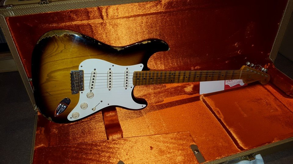 Fender Custom Shop 1956 Stratocaster Relic (New)