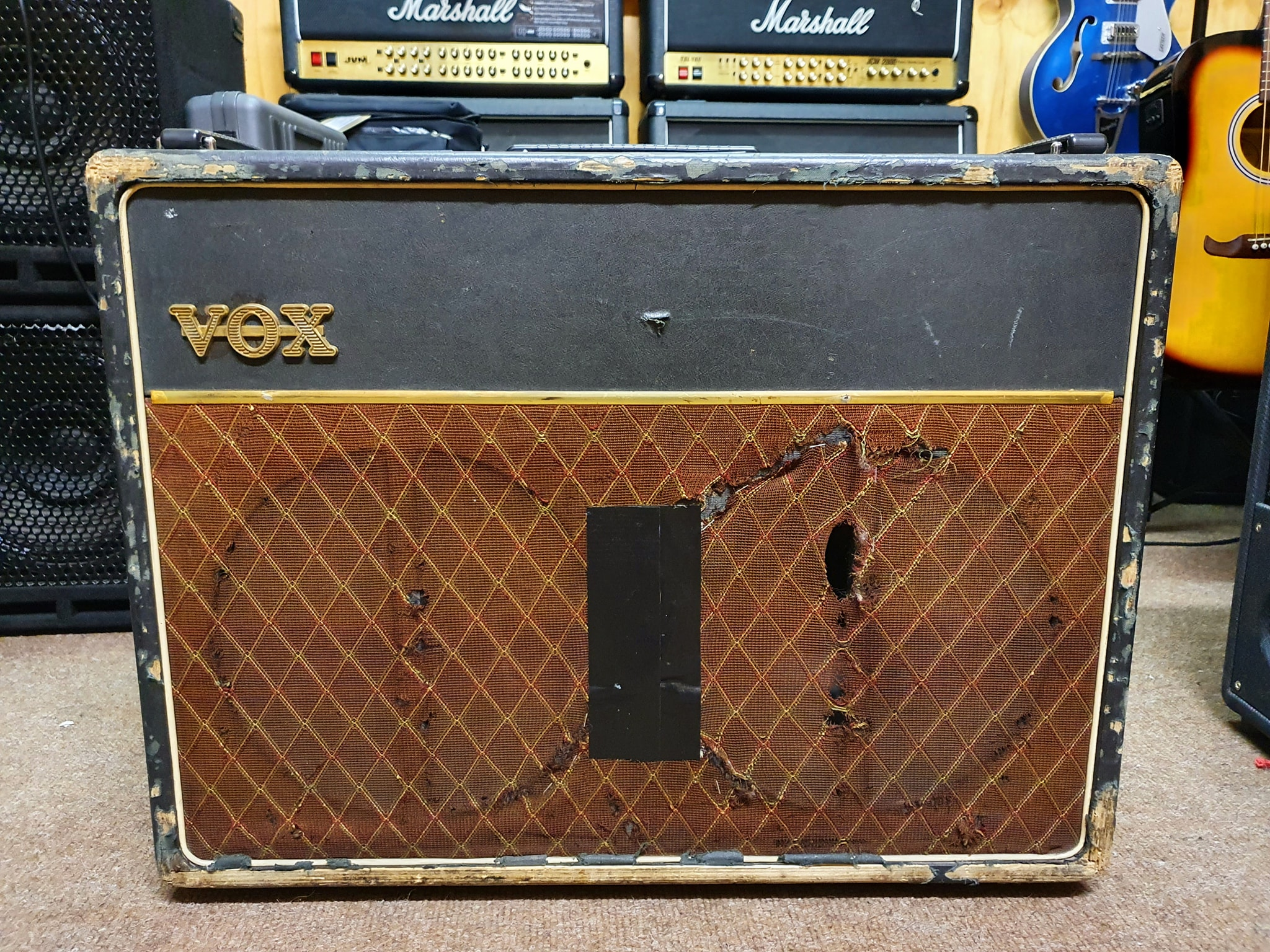 1963 Vox AC30 Top Boost