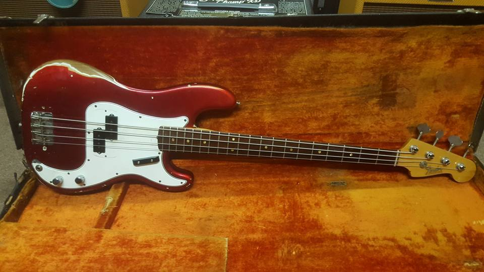 1966 Fender Prescision Bass