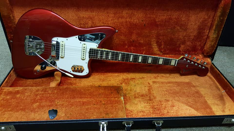 1967 Fender Jaguar