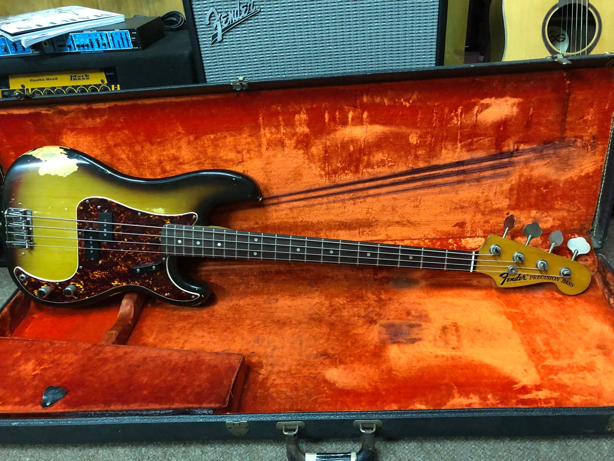 1968 Fender Precision Bass