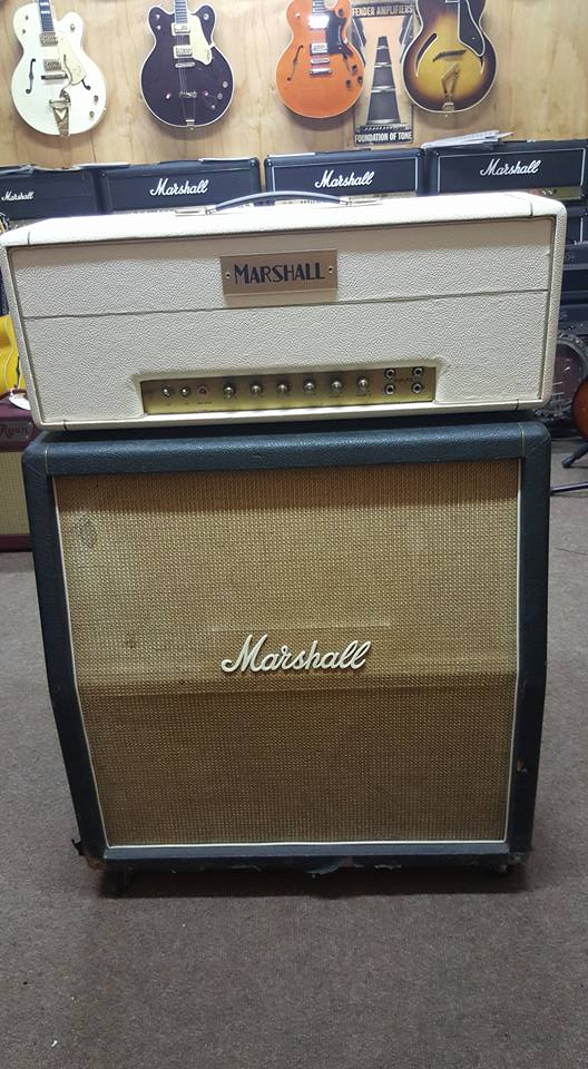 1968 Marshall Super Bass 100