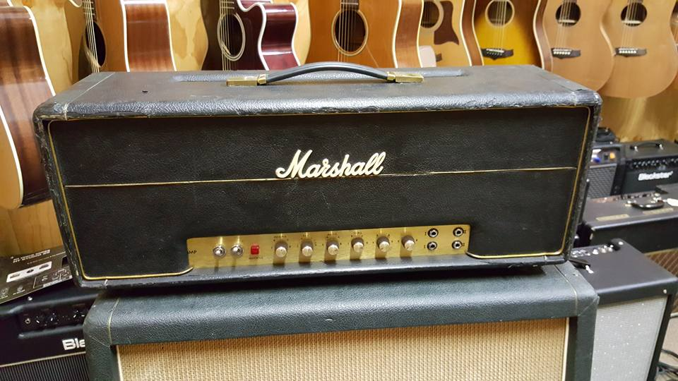 1970 Marshall JMP Superlead