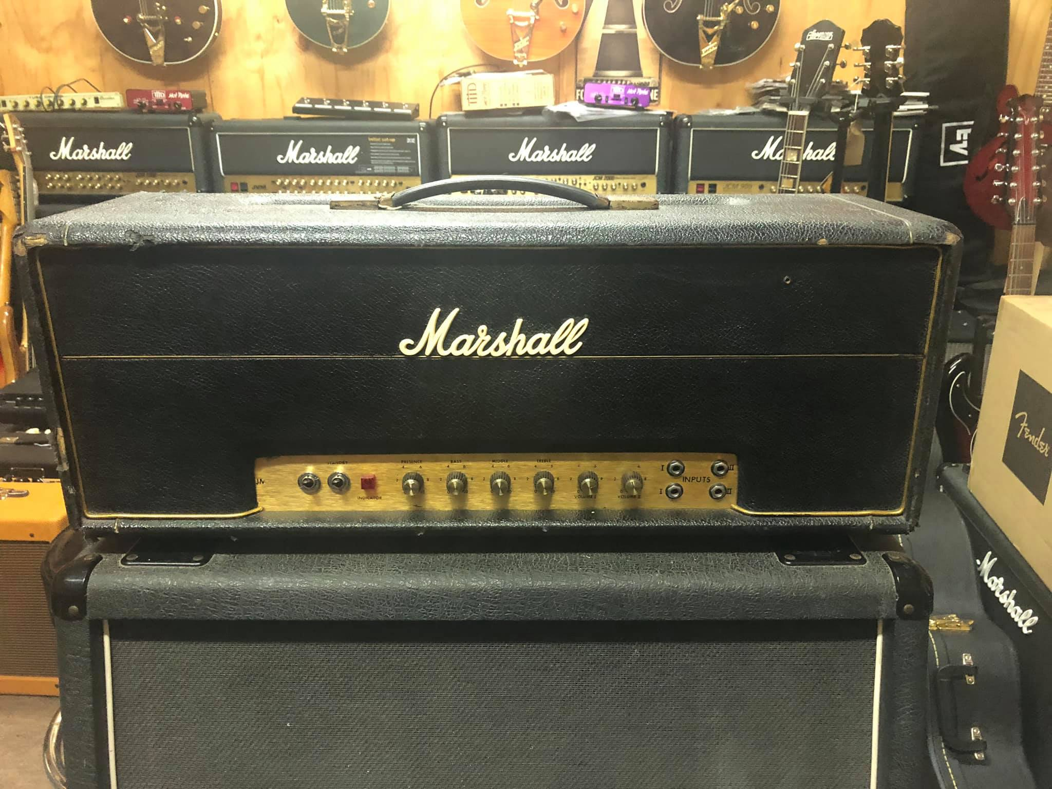 1970 Marshall Super Bass