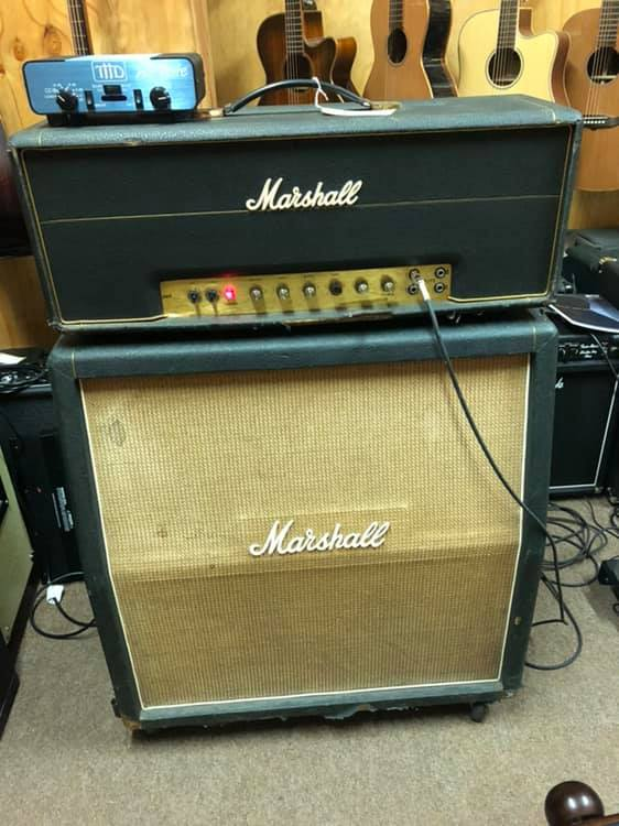 1971 Marshall Superbass