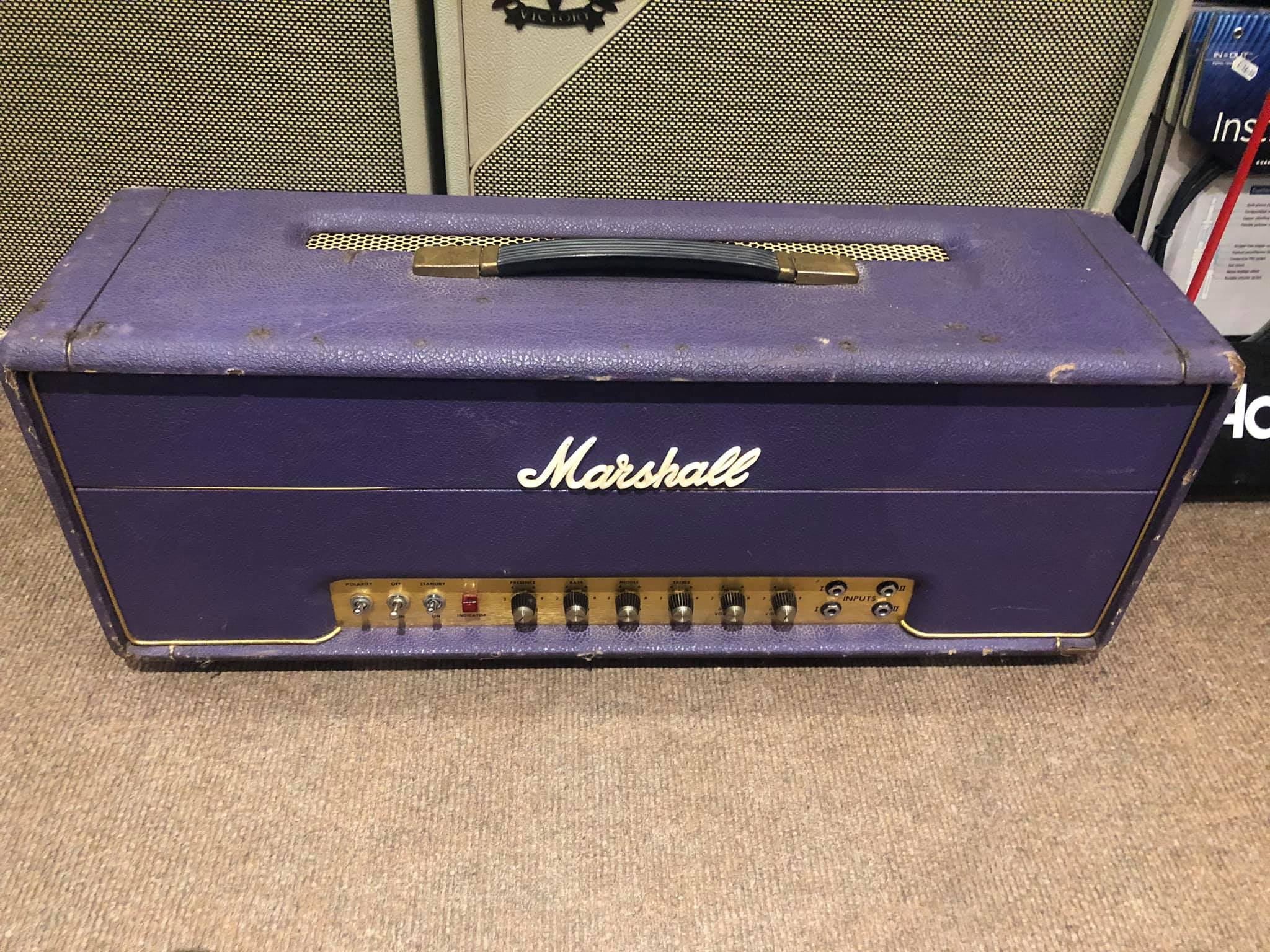 1973 Marshall Super Lead 100w