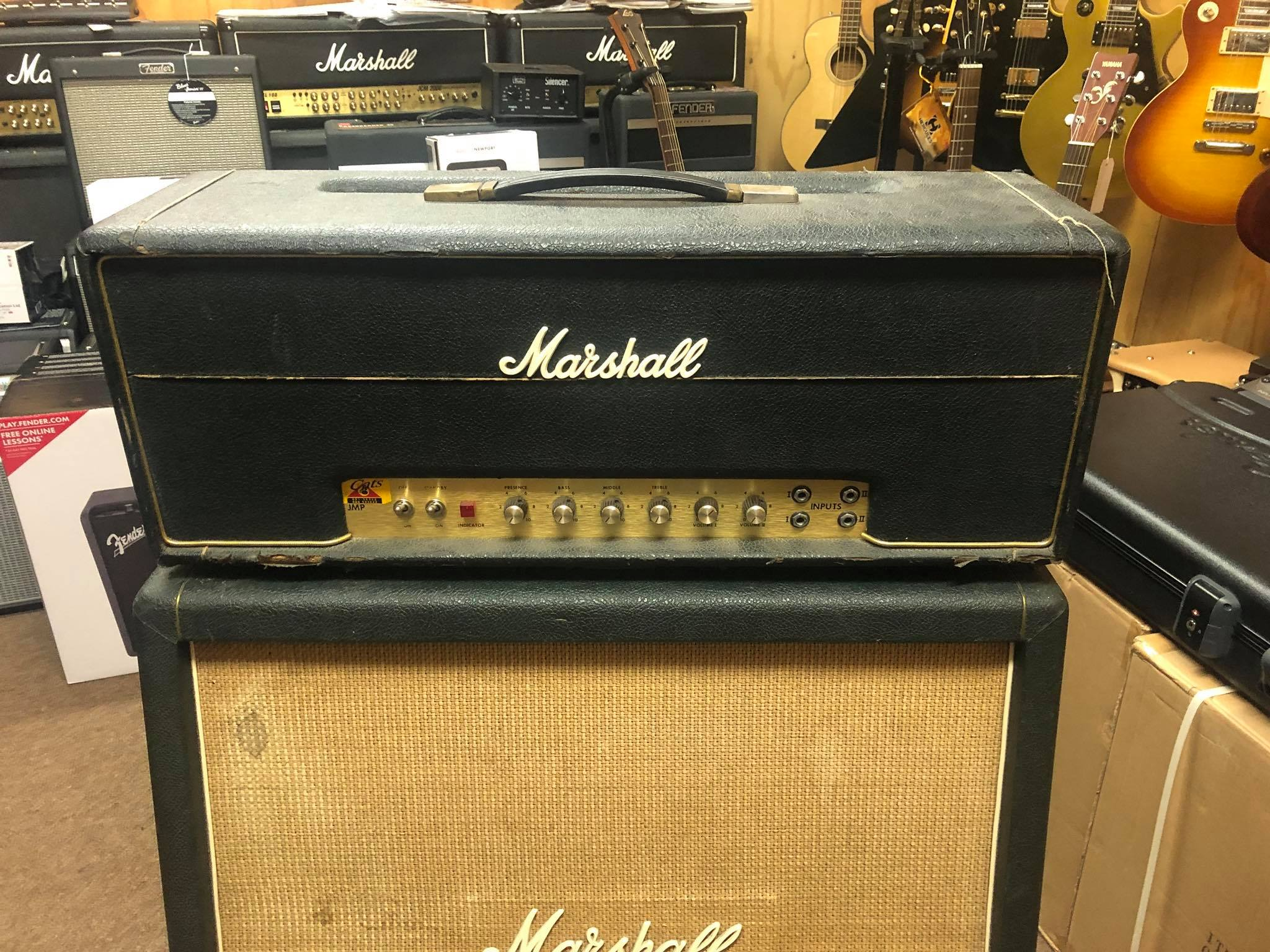 1974 Marshall Super Lead 100