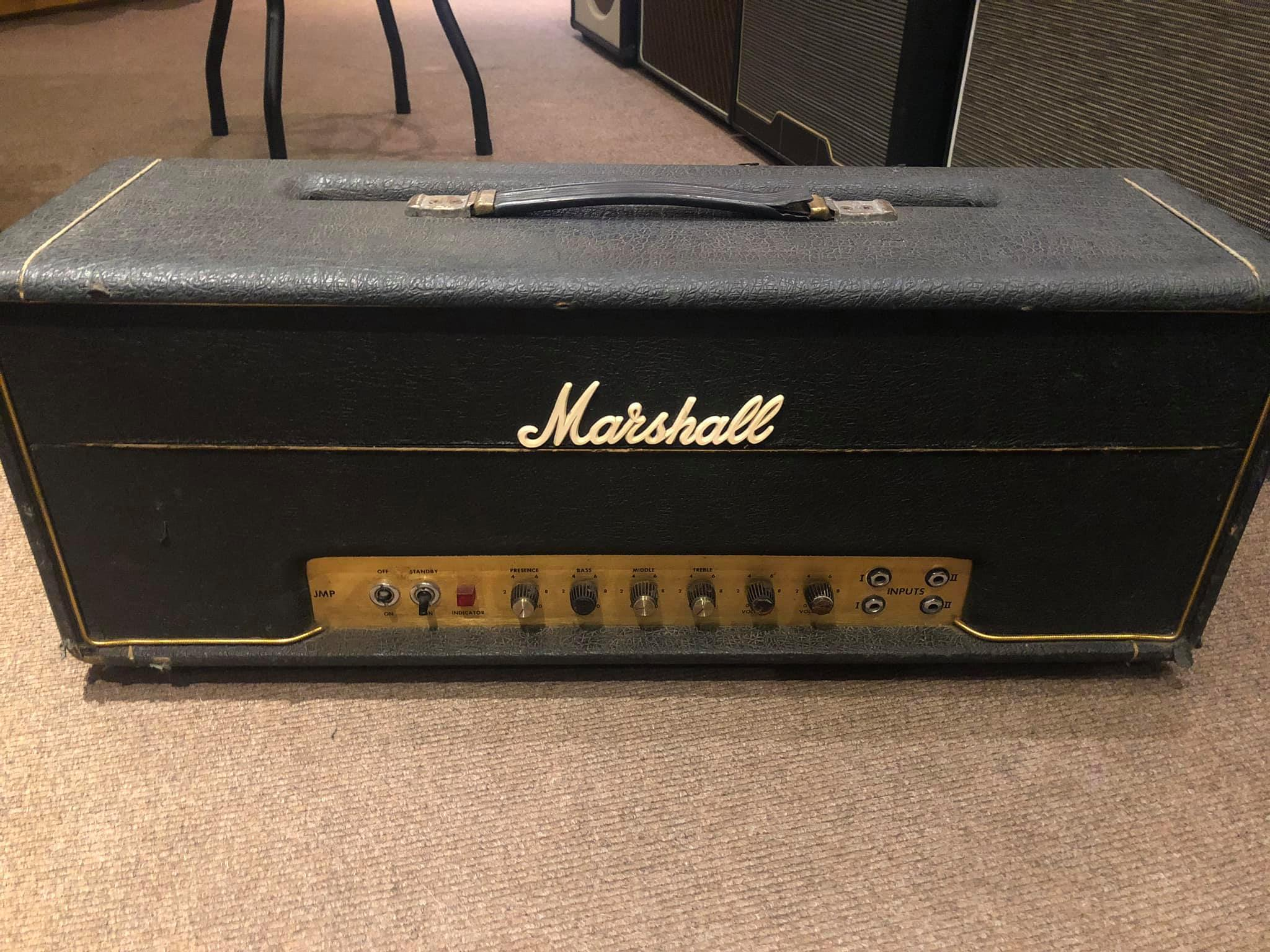 1975 Marshall MK2 Super Bass 100w