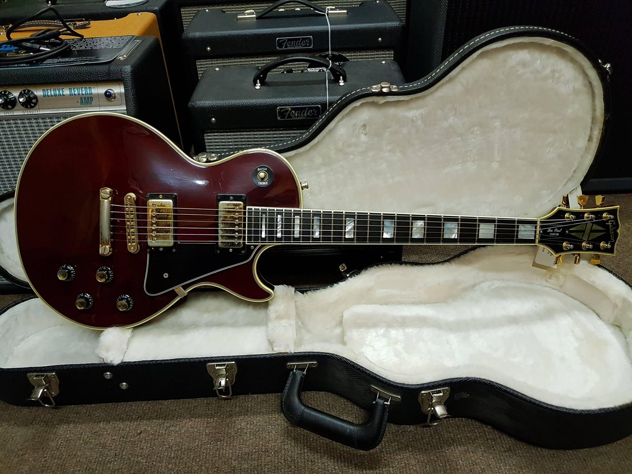 Vintage Electric Guitars, Jimi's Music Store