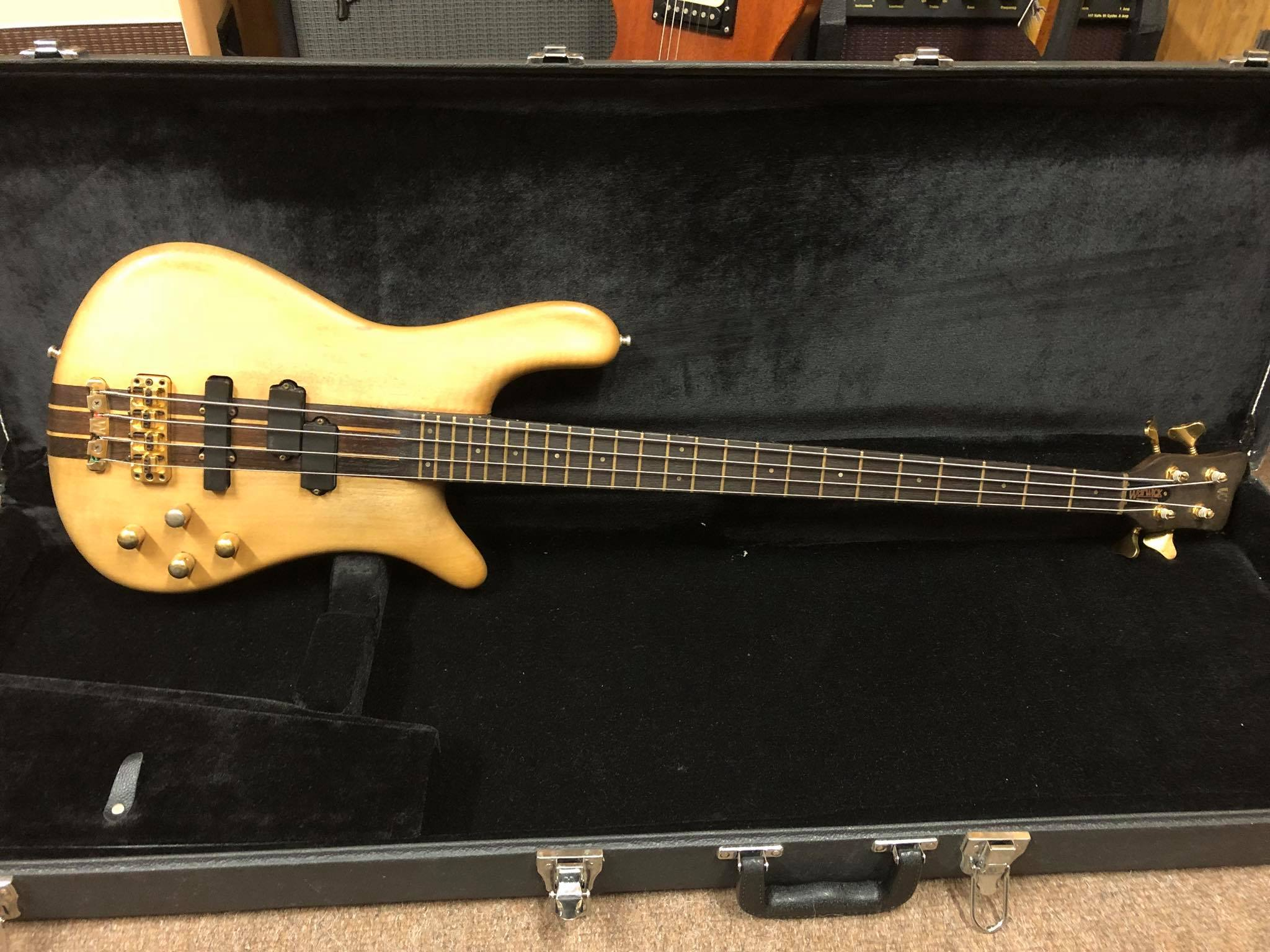 1988 Warwick Streamer Stage 1