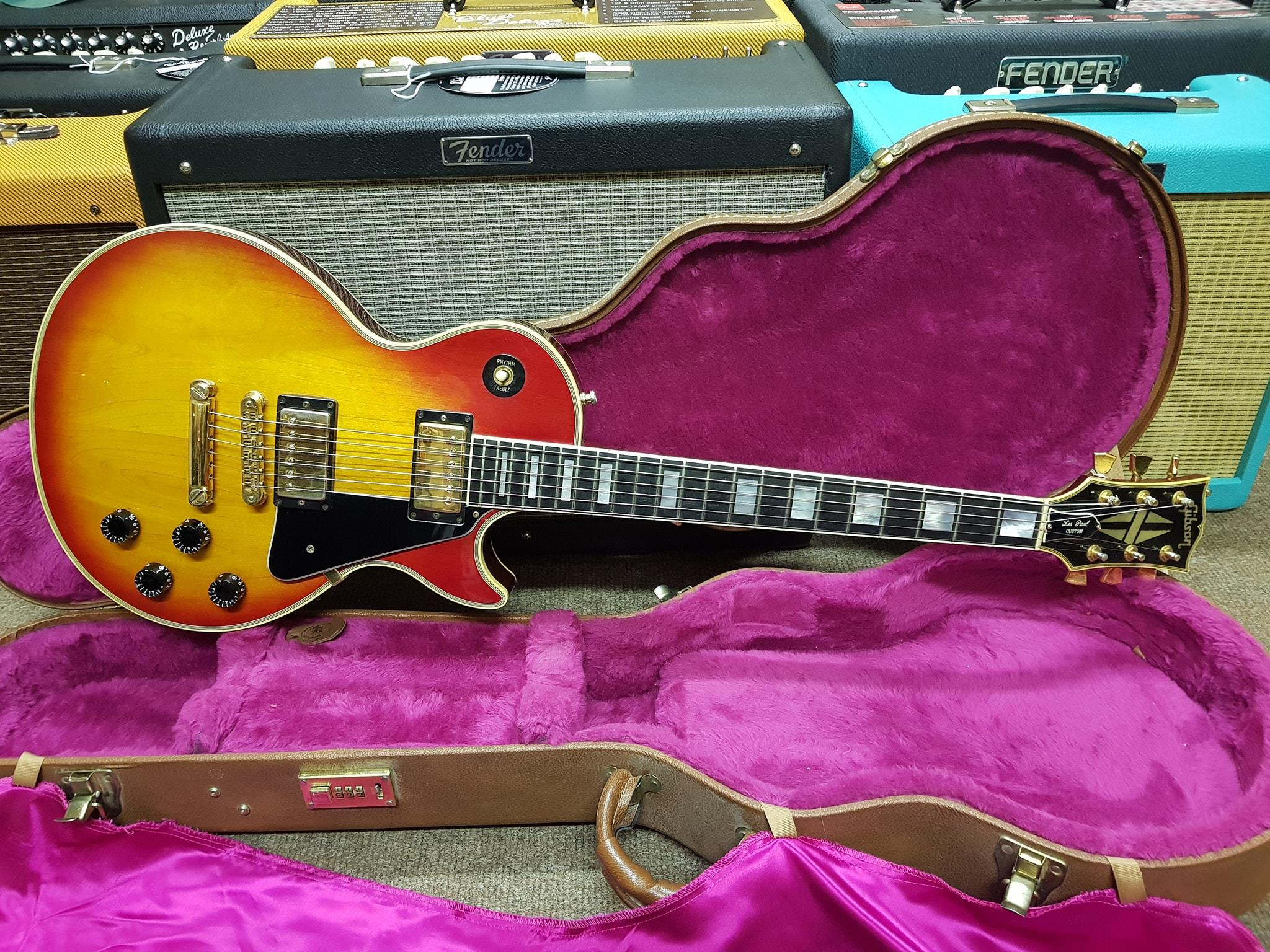 1990 Gibson Les Paul Custom