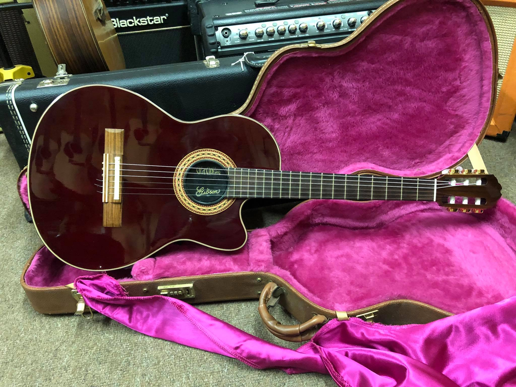 1991 Gibson Chet Atkins CE