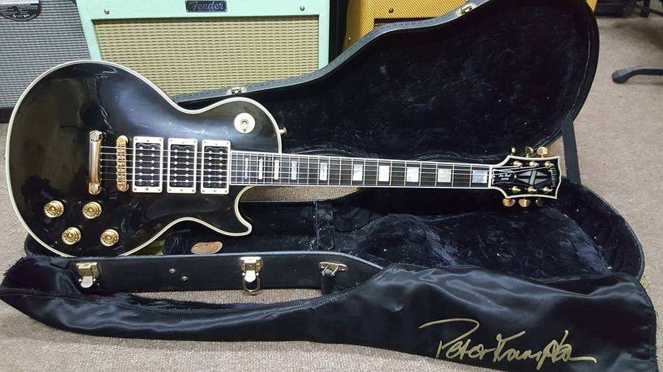 1997 Gibson Peter Frampton Les Paul Custom