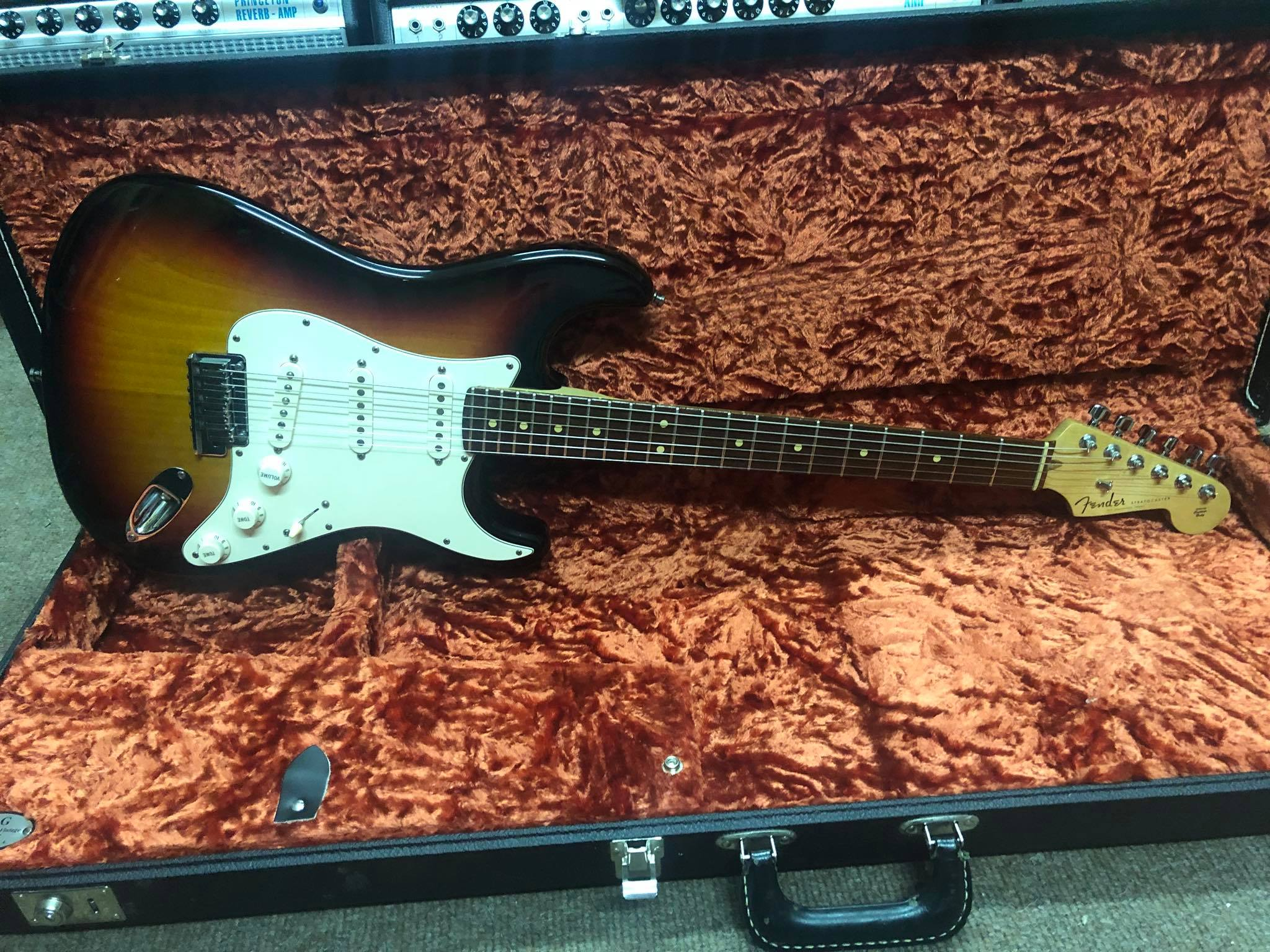 2003 Fender Custom Shop Stratocaster