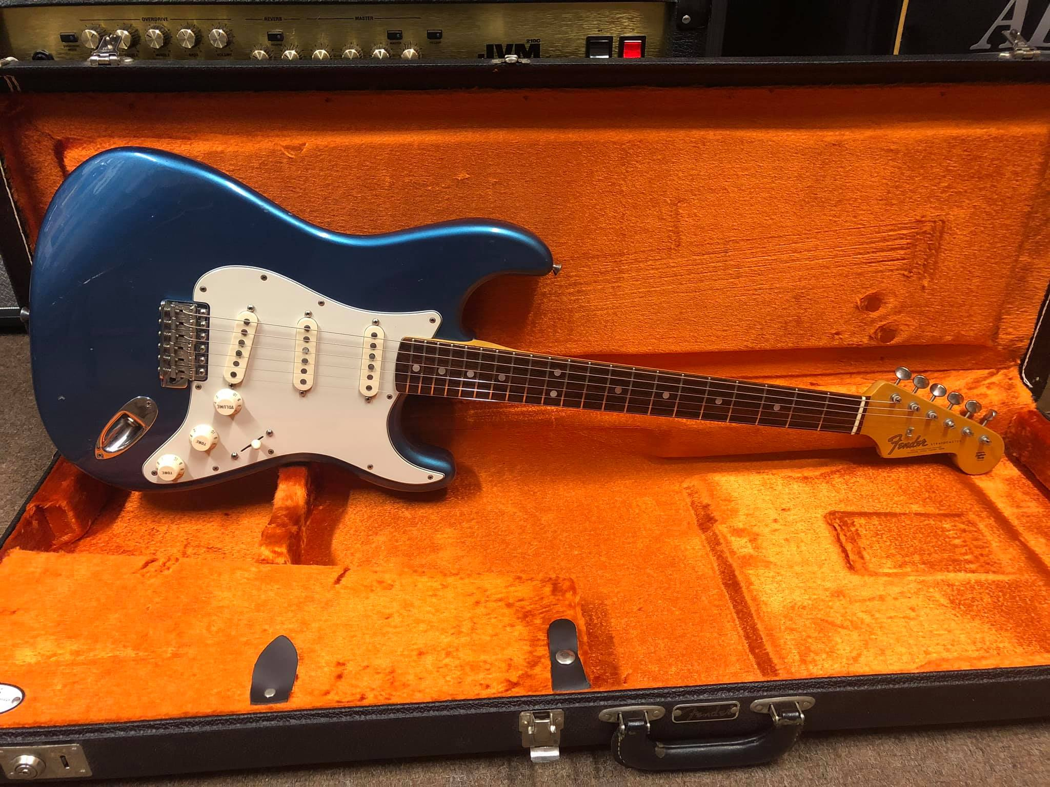 2004 Fender 65 Reissue Strat Custom Shop