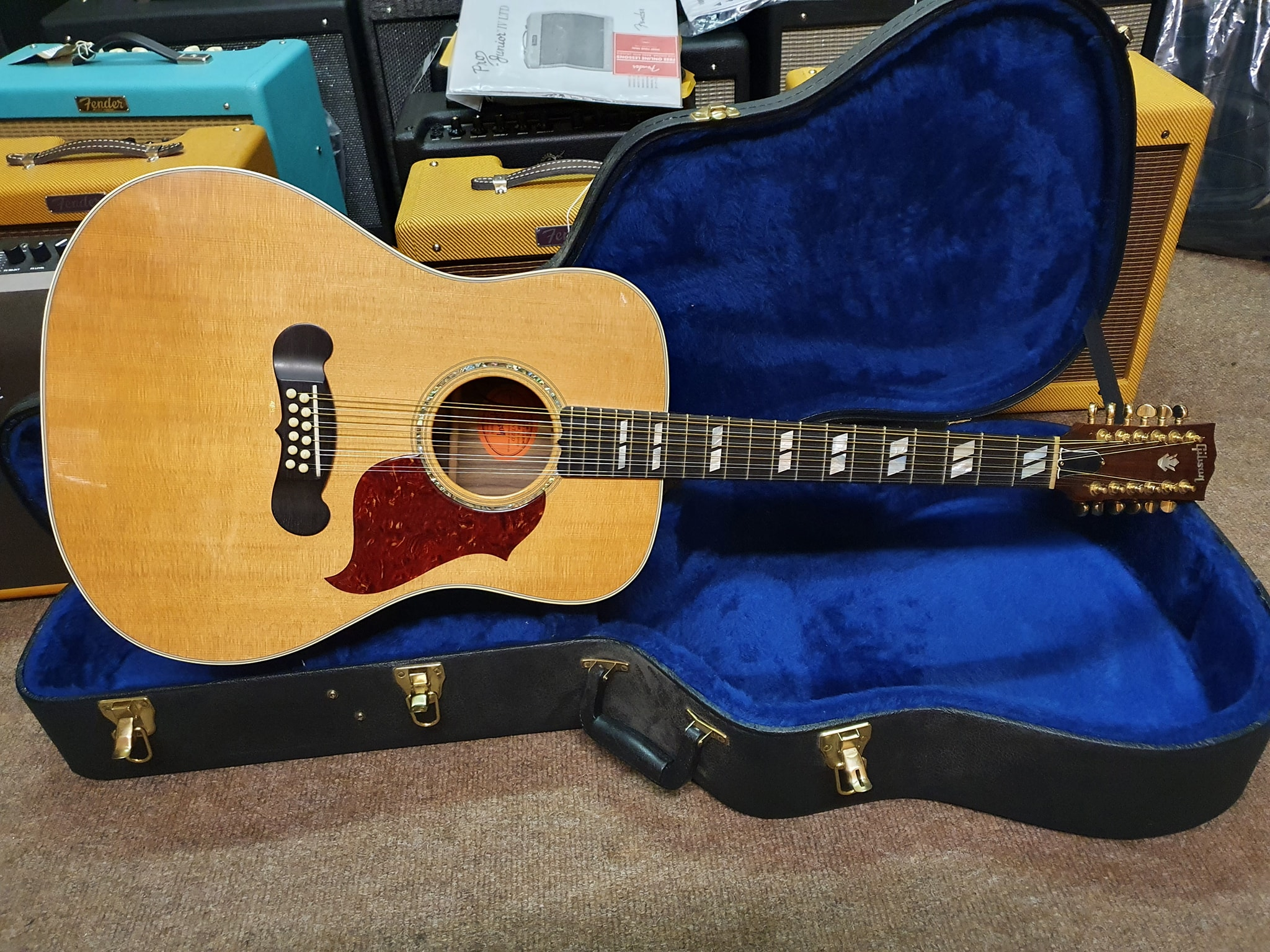 2006 Gibson Songwriter Deluxe 12 String