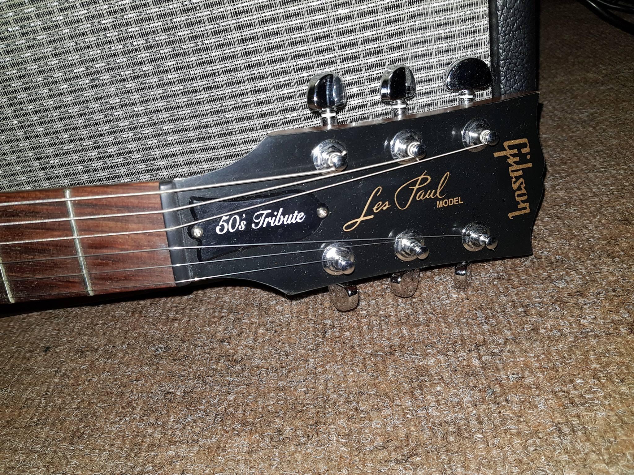 50s Vs Modern Les Paul Honda Odyssey Hitch Wiring Kit 2013 Gibson Standard Diagram Tribute Jimis Music Store 20gibson20les20paul