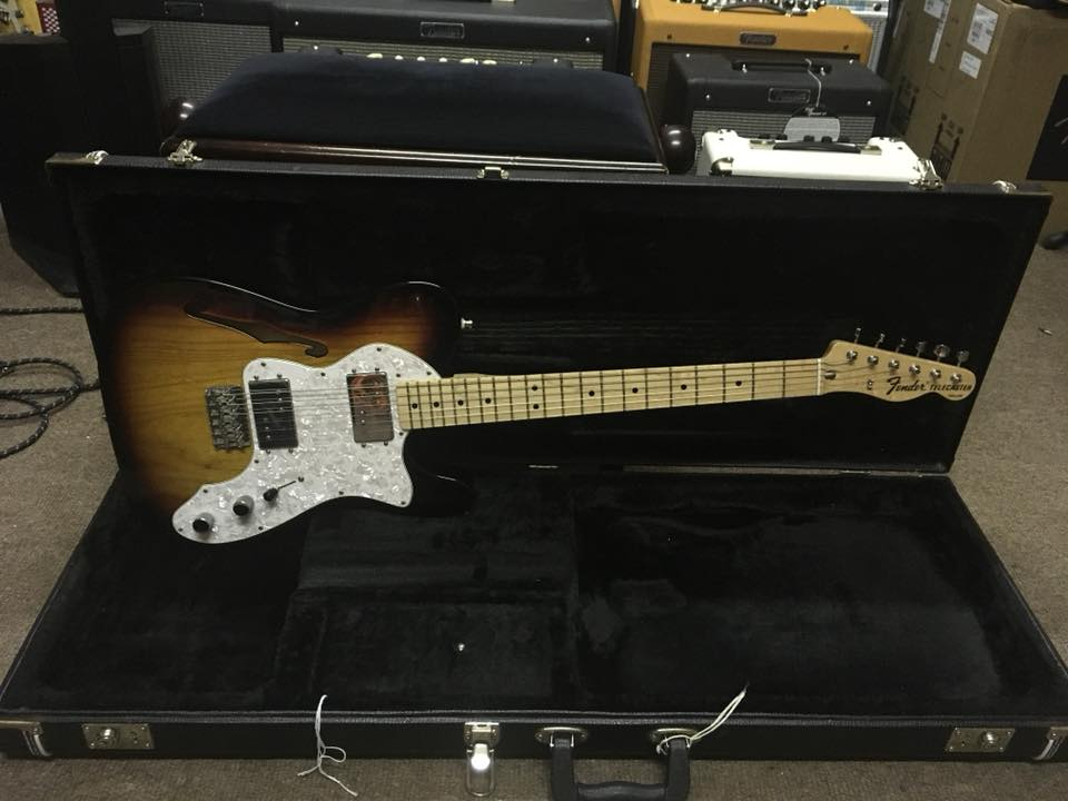 2014 Fender Telecaster Thinline