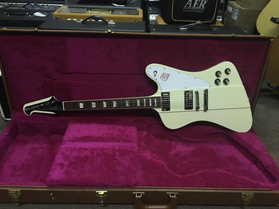 2014 Gibson Firebird 120th Anniversary