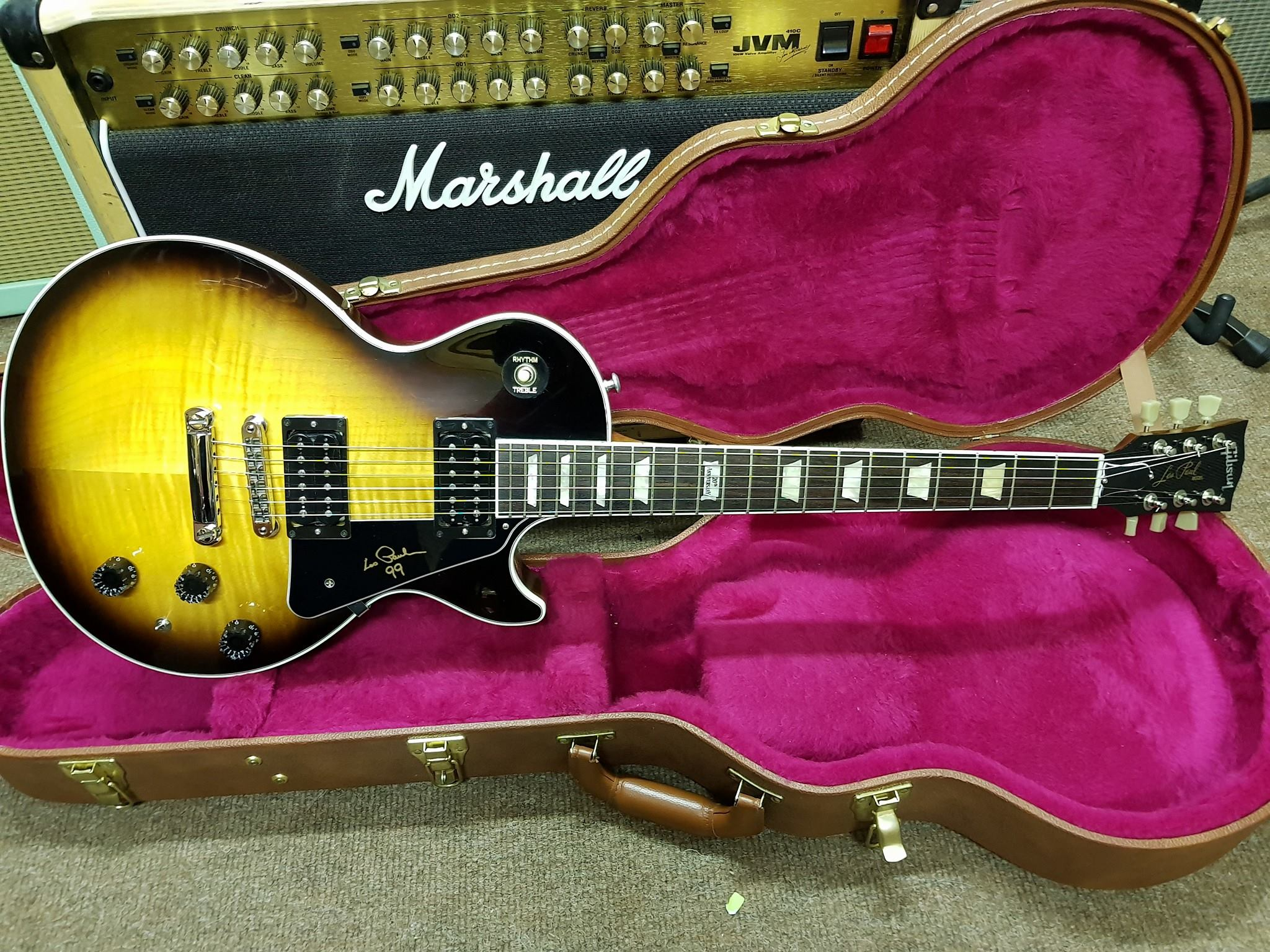 2014 Gibson Les Paul Signature