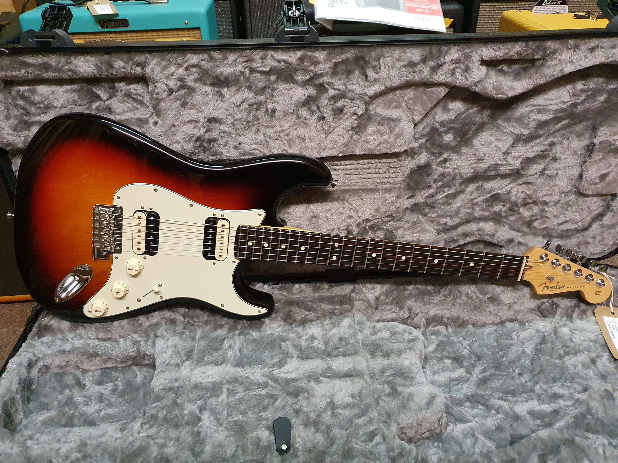 2017 Fender American Professional Strat HH