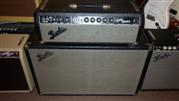 1965 Fender Bandmaster with Cabinet