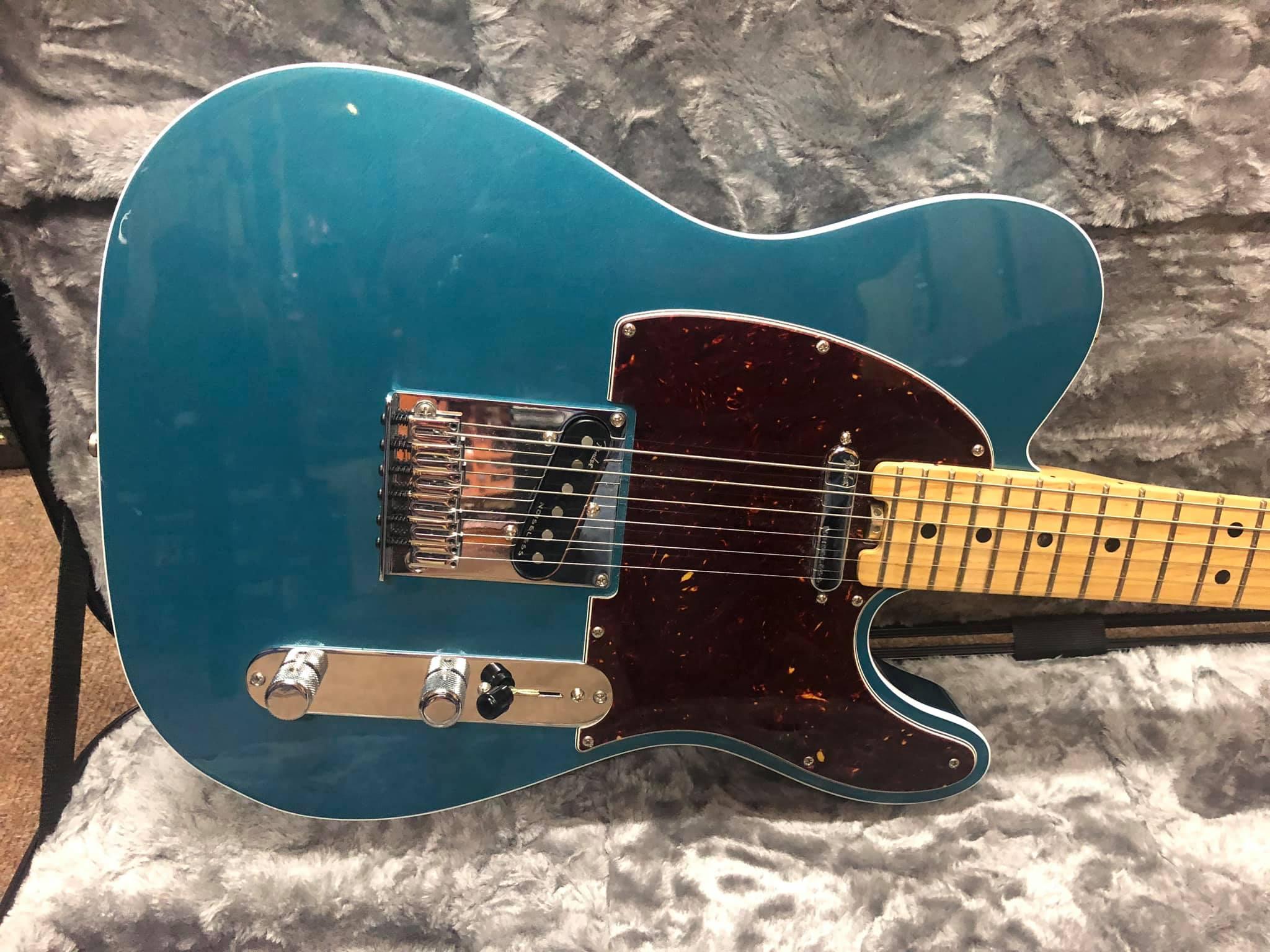 Fender American Elite Telecaster MN OCT Jimi s Music Store