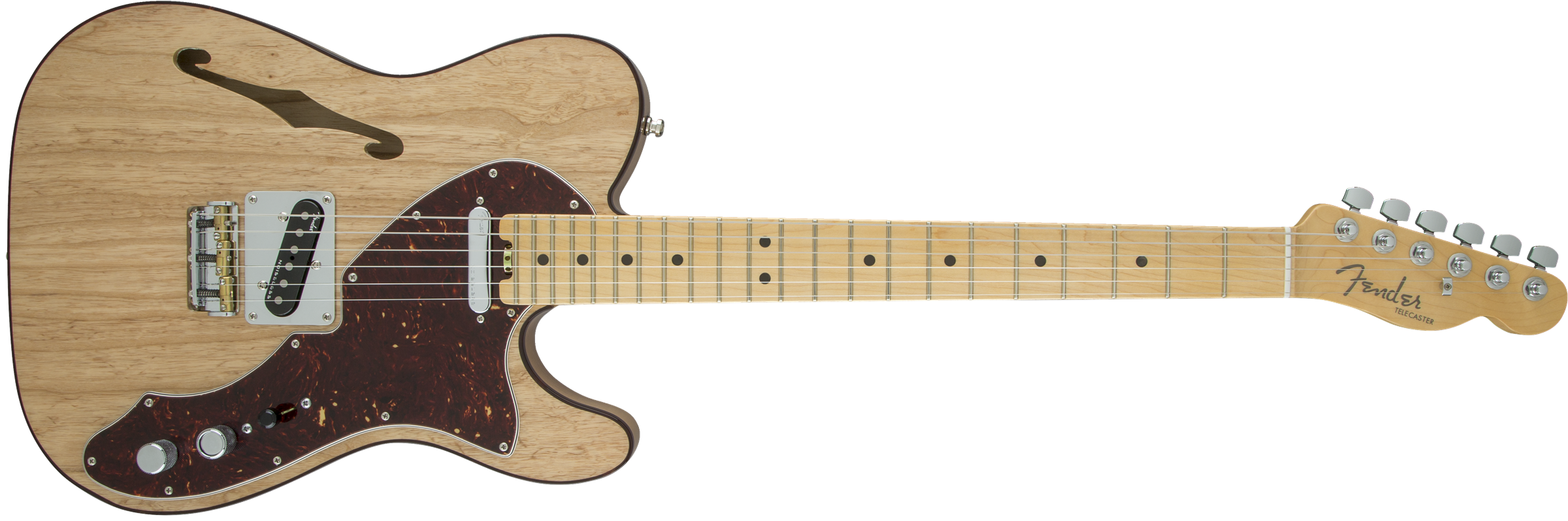 Fender American Elite Tele Thinline NAT