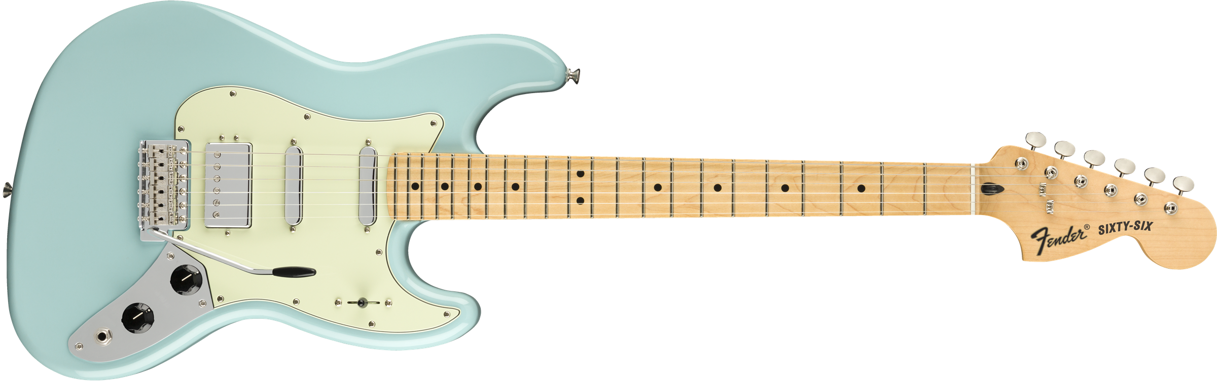 Fender Alternate Reality Sixty-Six - Daphne Blue