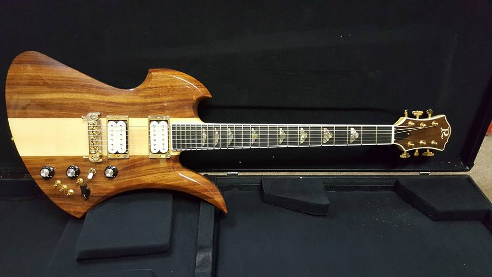 B.C.Rich Mocking Bird Supreme