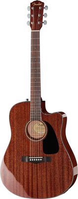 Fender CD-60SCE Mahogany