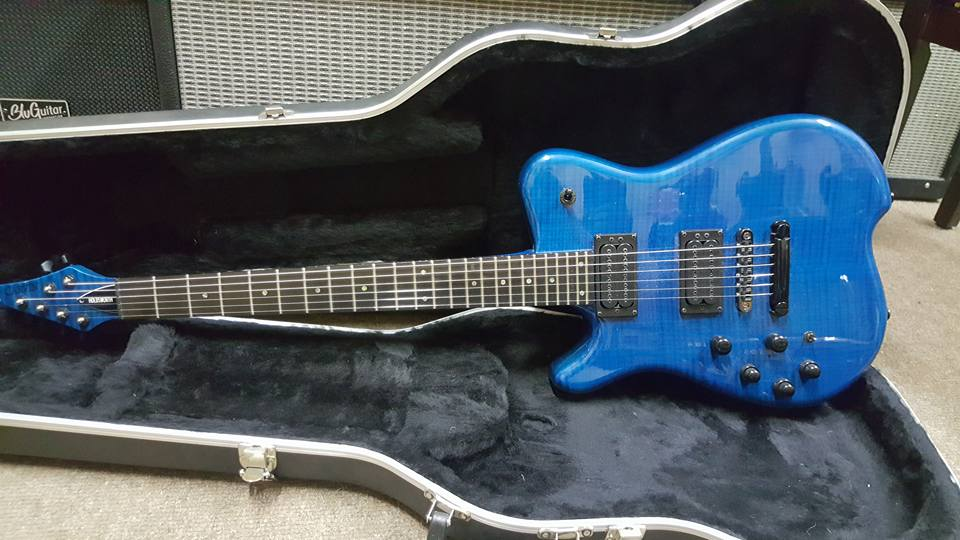 Carvin Holdsworth HF2S Fatboy LH