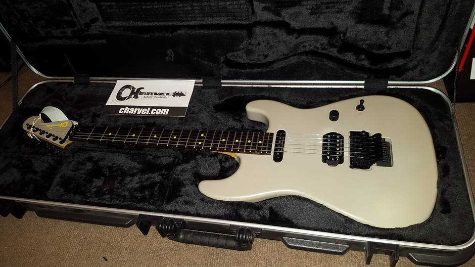1986 charvel model 2 pictures to pin on pinterest