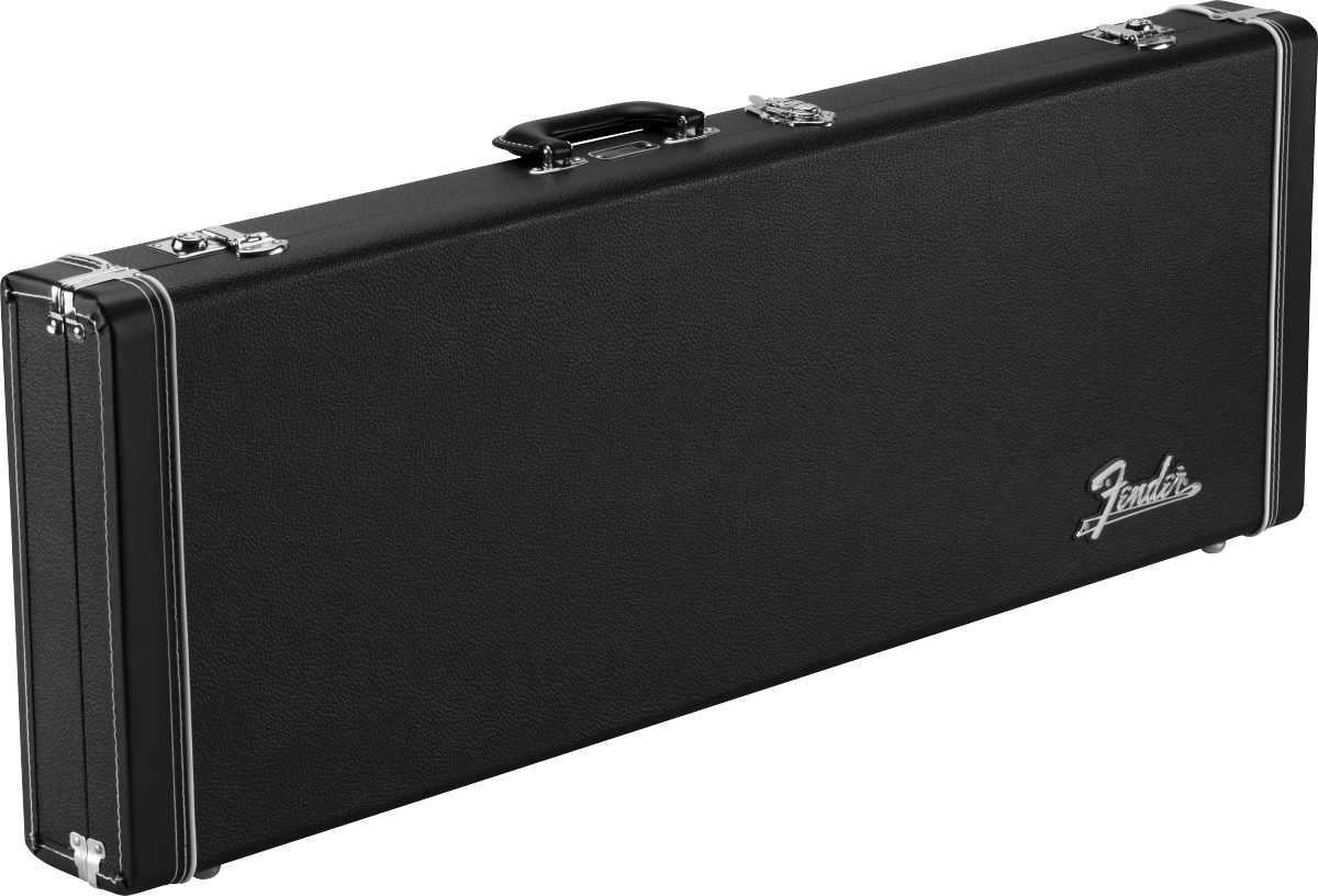 Fender Classic Series Strat/Tele Case Black