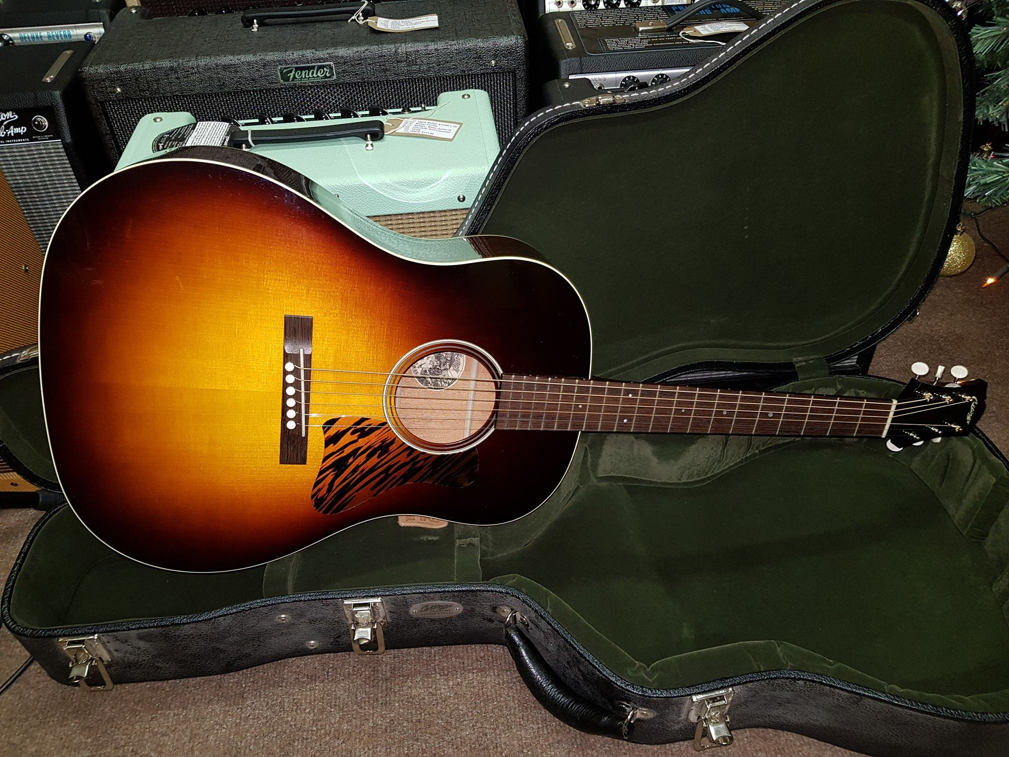 Collings CJ35A SB