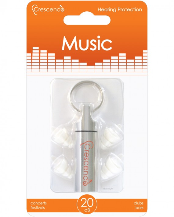 Crescendo Music Hearing Protection