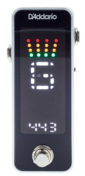 D'Addario PW-CT-20 Chromatic Pedal Tuner