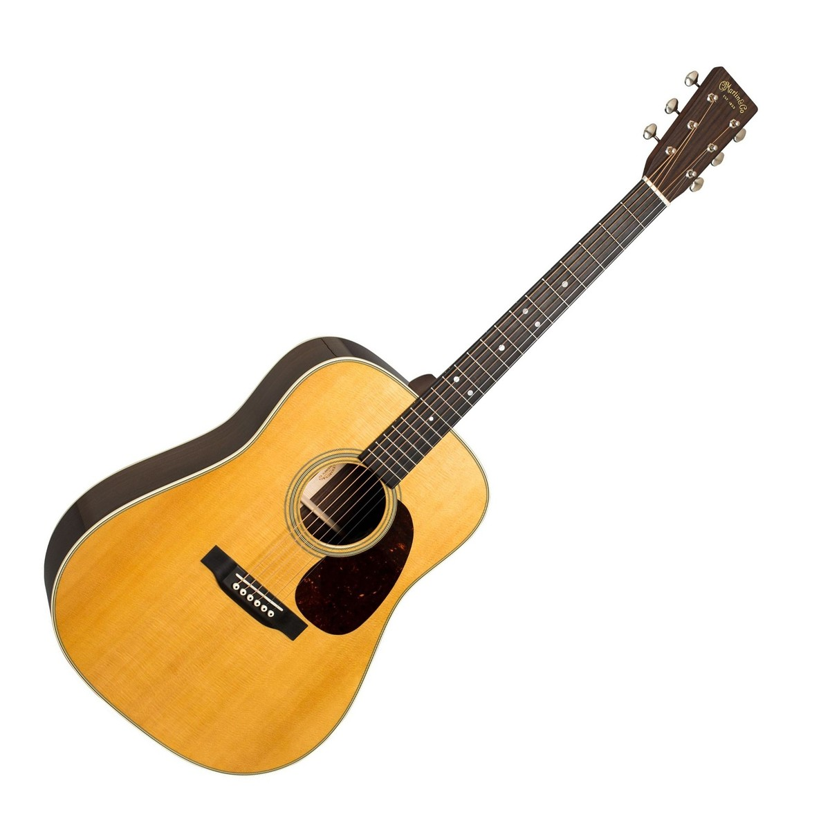 Martin D-28 Reimagined