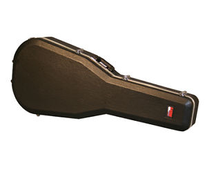 Gator Deluxe Molded Case for 12-String Dreadnought Guitars