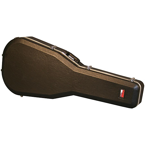 Gator Deluxe Molded Case for Dreadnought Guitars