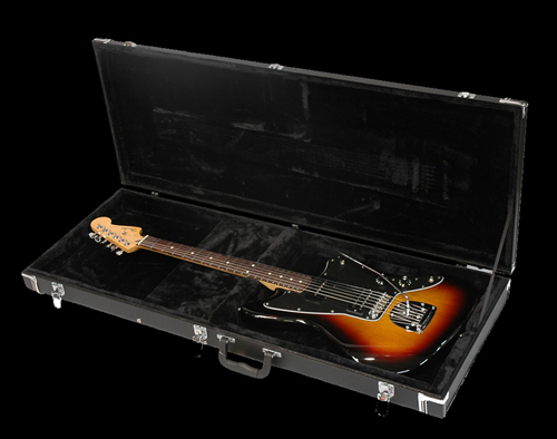 Gator Deluxe Wood Case for Jaguar Style Guitars