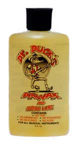Dr. Duck's AxWax & String Lube