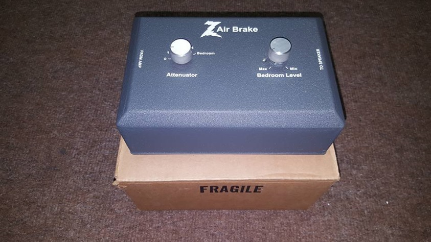 Dr Z Air Brake Attenuator