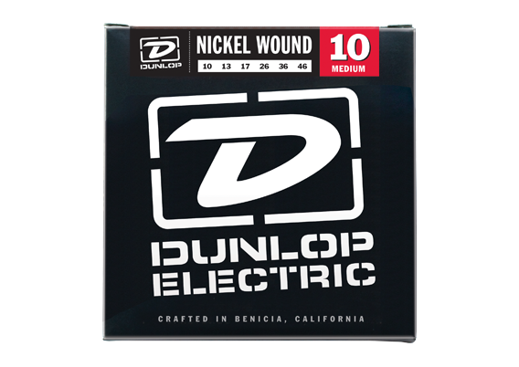 Dunlop Nickel Electric Guitar String Set | 10-46 Gauge