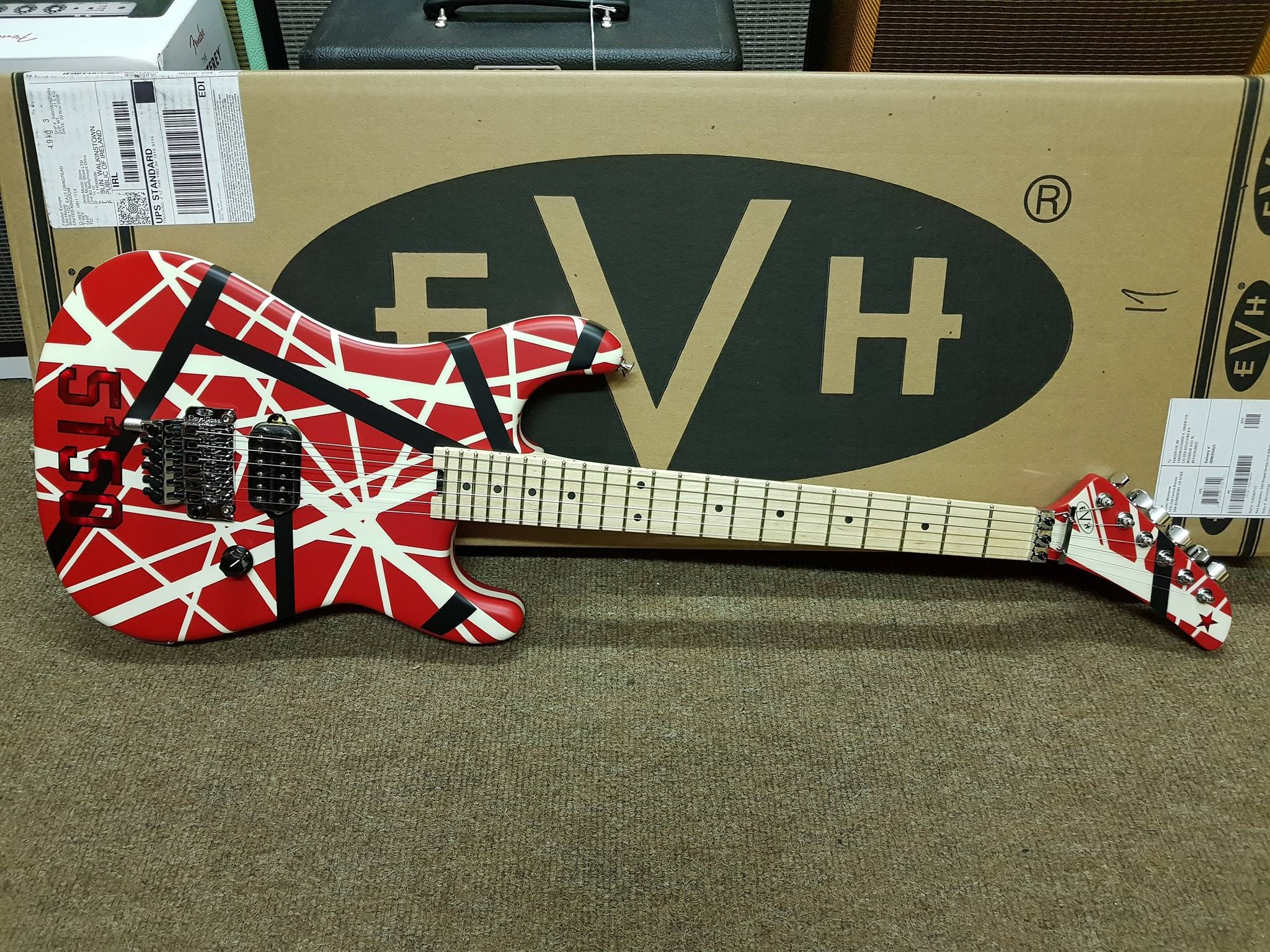 EVH 5150 Striped Series