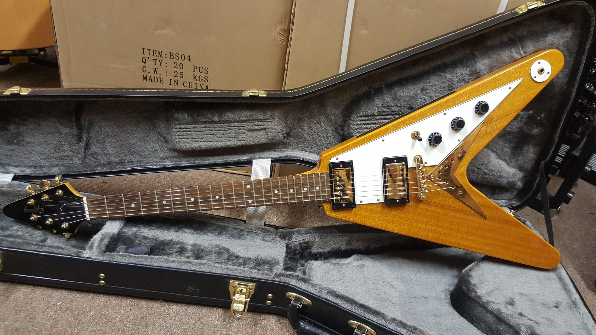 Epiphone Flying V Korea