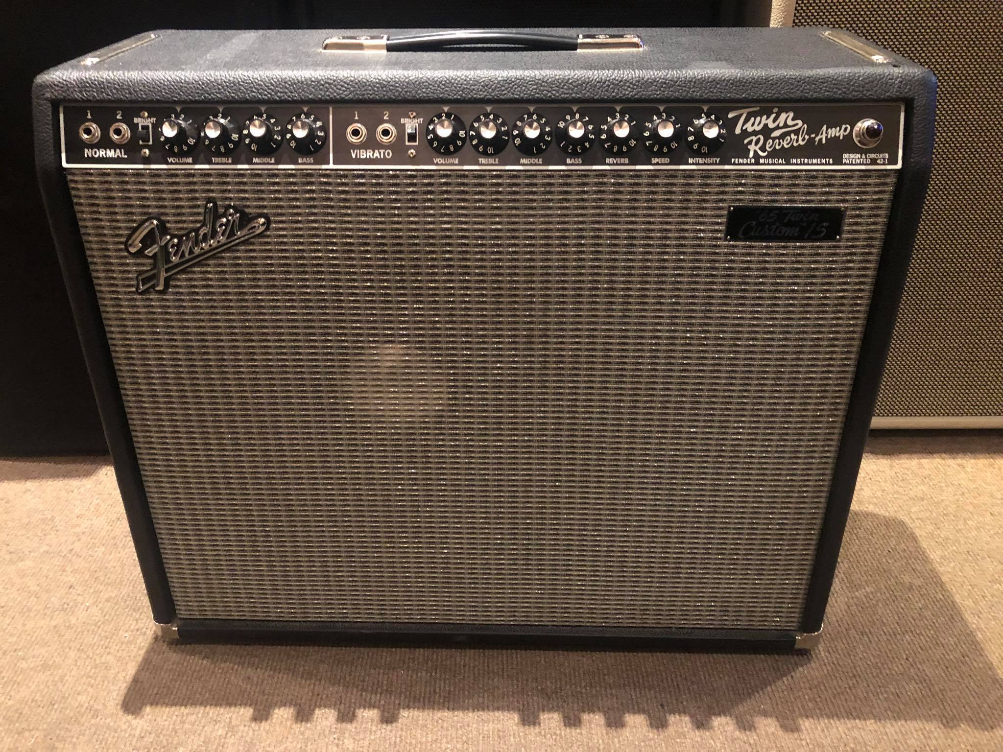 Fender 65 Twin Reverb Custom 15