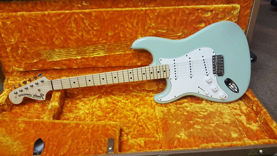 Fender 69 Reissue Strat Custom Shop