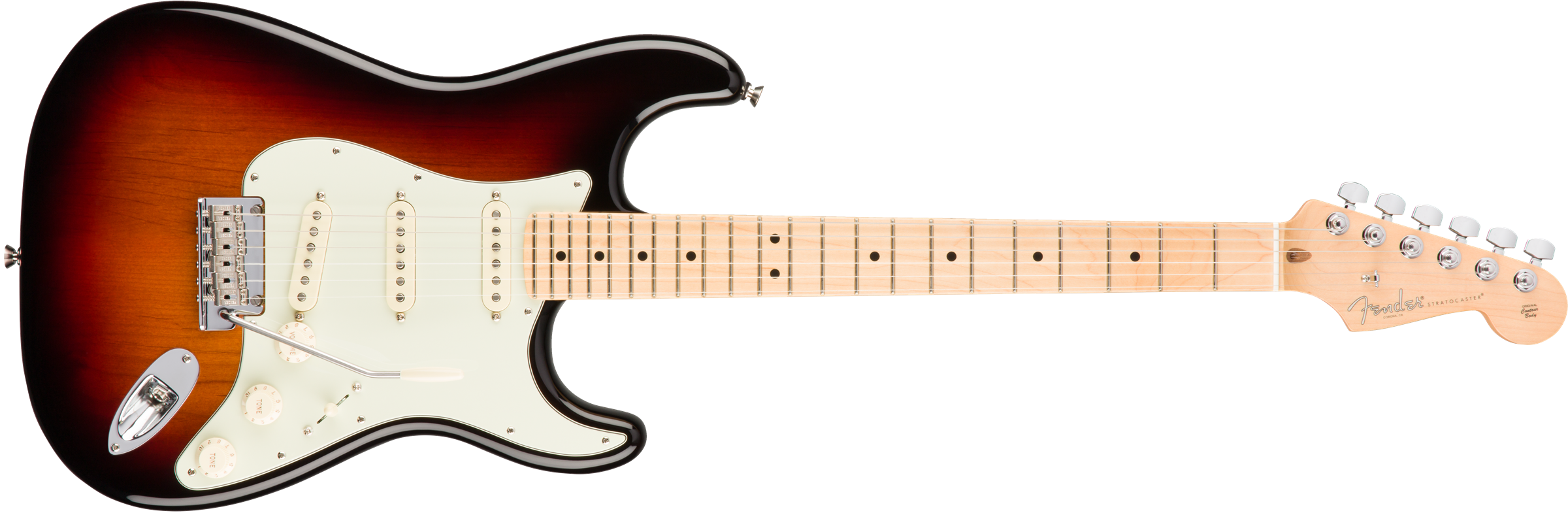 Fender American Professional Strat MN 3TS